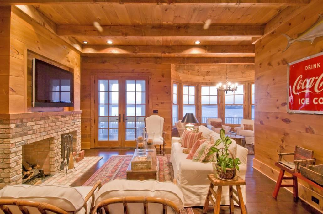 40 modelos de casas de madeira dicas essenciais - Casa interior design ...