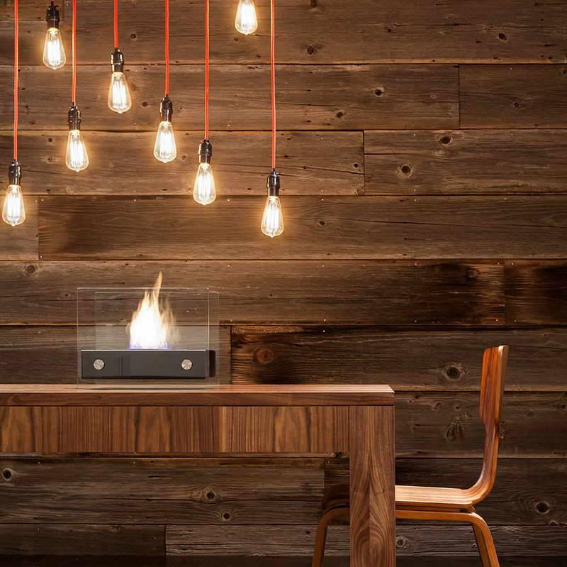 casas de madeira sala de jantar