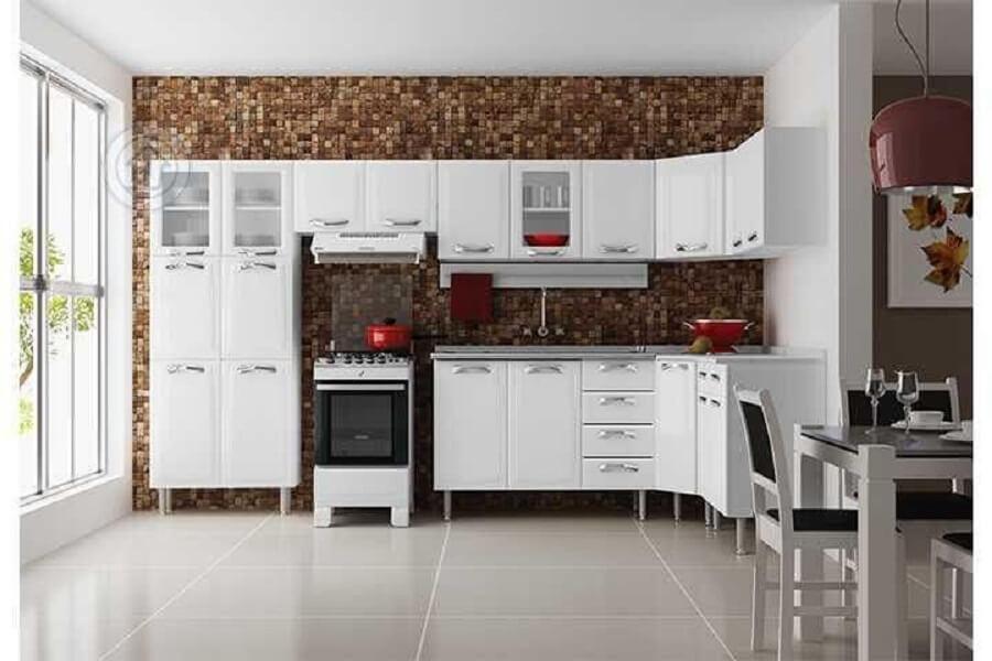 Pastilhas para cozinha - como usar
