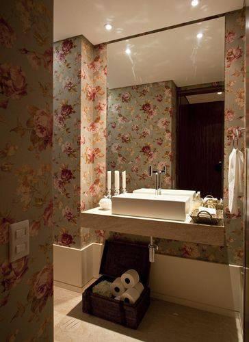 23744 Papel de parede para banheiro mauricio-karam