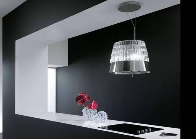 Cozinhas Modernas Coifa - site de coifas Elica