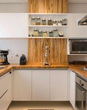 Cozinhas Modernas -  Projeto de Liliana Zenaro