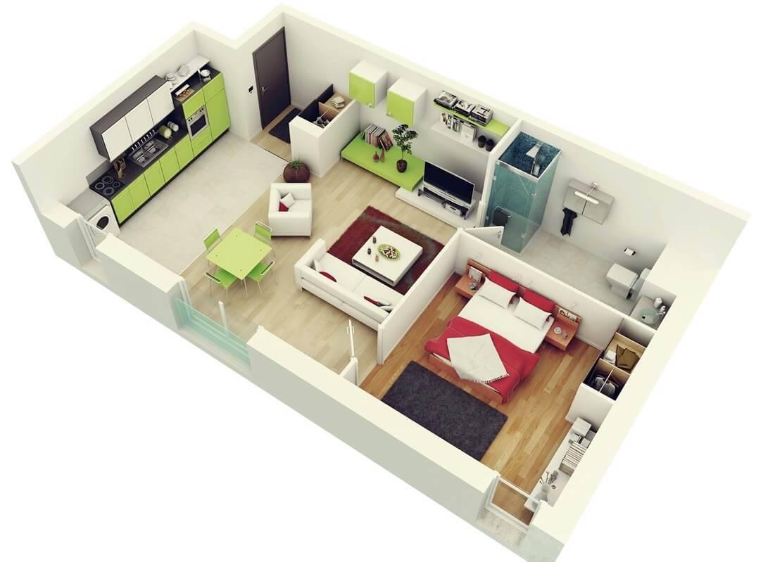 50 Inspira Es De Plantas De Casas Para Seu Projeto
