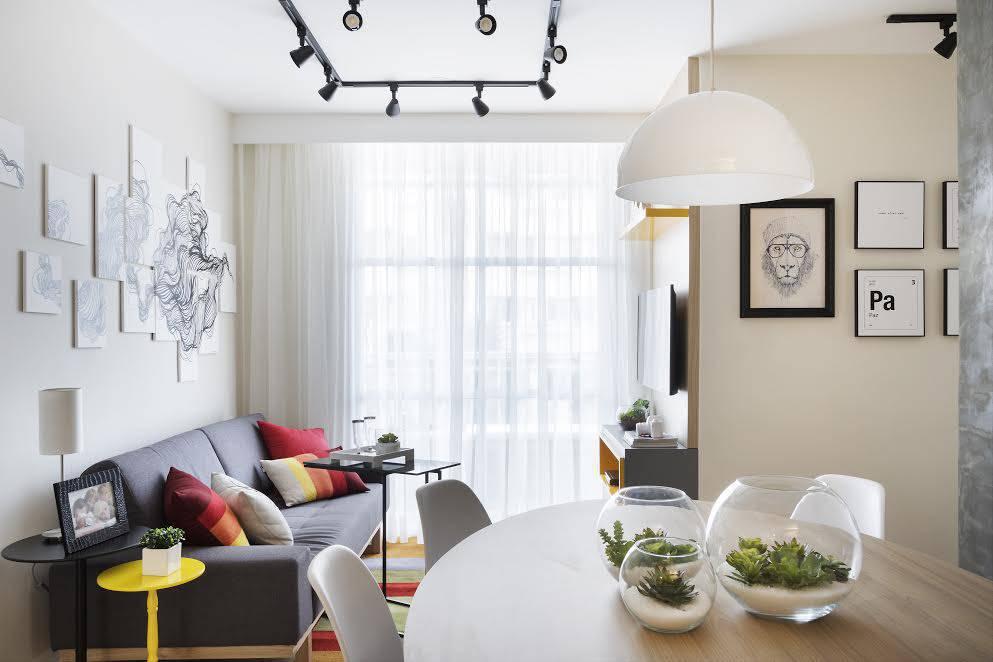 decora o de ambientes pequenos 10 dicas para aproveitar
