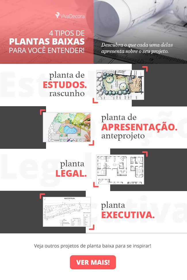 Plantas de Casas: +67 Inspirações para Você Realizar o Seu Projeto