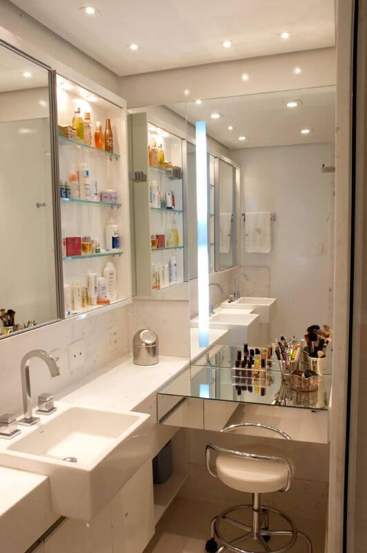 Faça uma bela reforma de banheiro