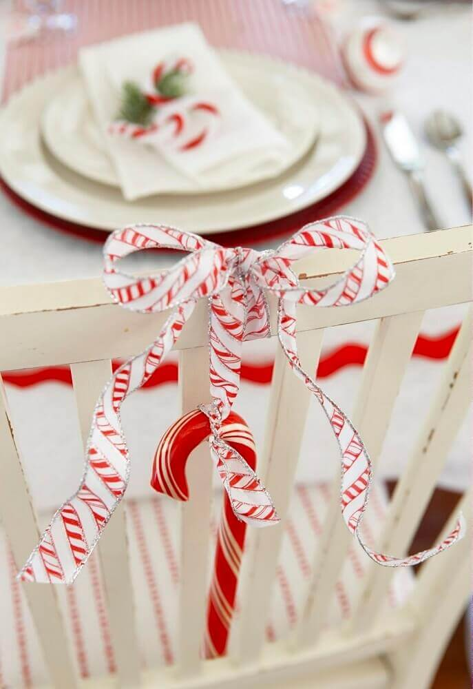 Christmas decorations for table decoration
