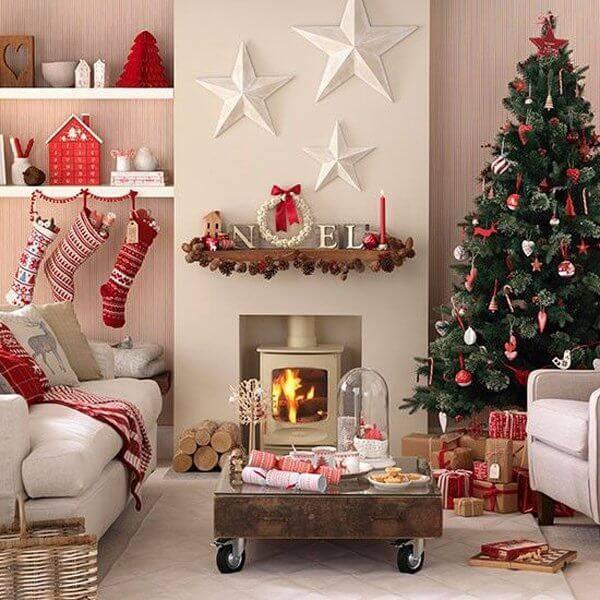 Luxurious Home Decor Ideas That Will Transform Your Living: Decoração De Natal: Estilos, Ideias E Dicas Para Você
