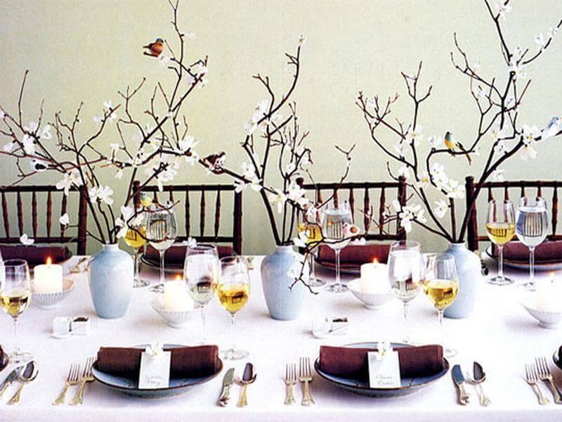 mesa de natal provencal
