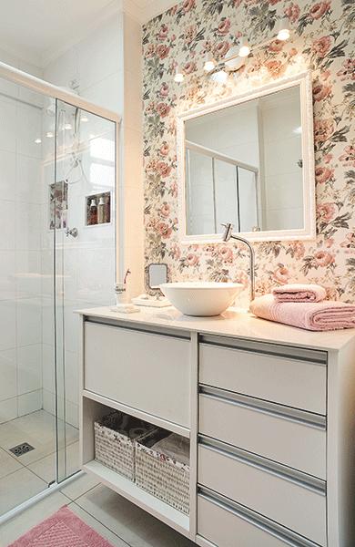 Revestimento para Banheiro Como Colocar Piso Cerâmico # Como Colocar Pia De Banheiro Na Parede