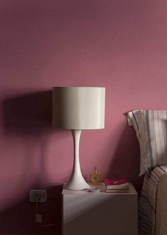 abajur branco simples