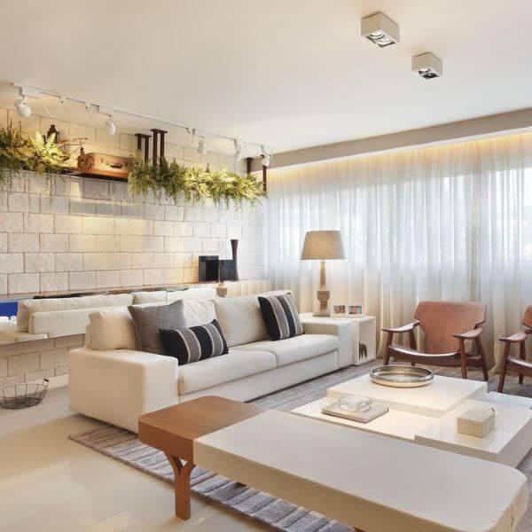 Abajur para sala de estar clássica e moderna