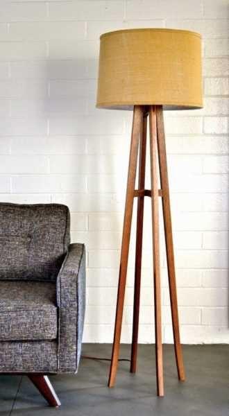 Abajur para sala de estar