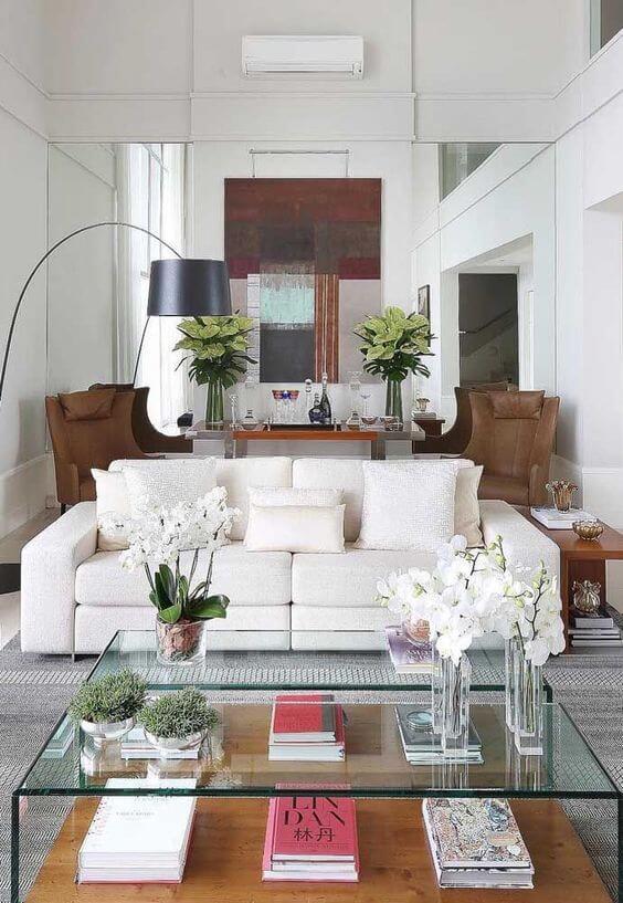Abajur para sala moderna