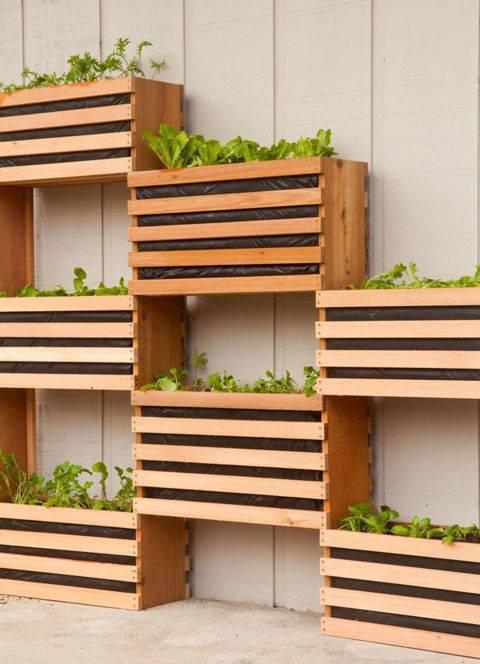 Horta Vertical: 63 Inspirações e Dicas para Você Fazer a Sua