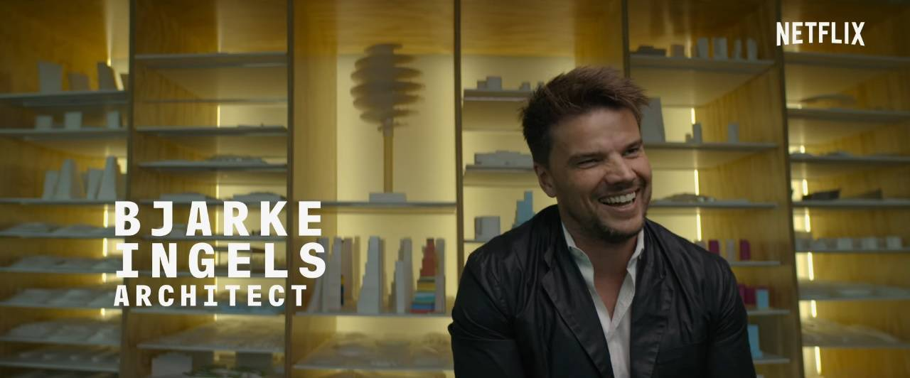 Abstract The Art of Design Neflix Bjarke