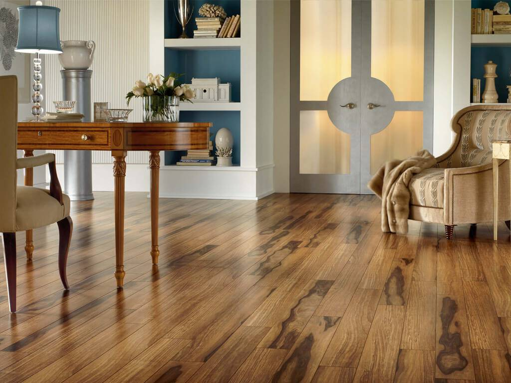 Home Laminate Flooring piso laminado no home office