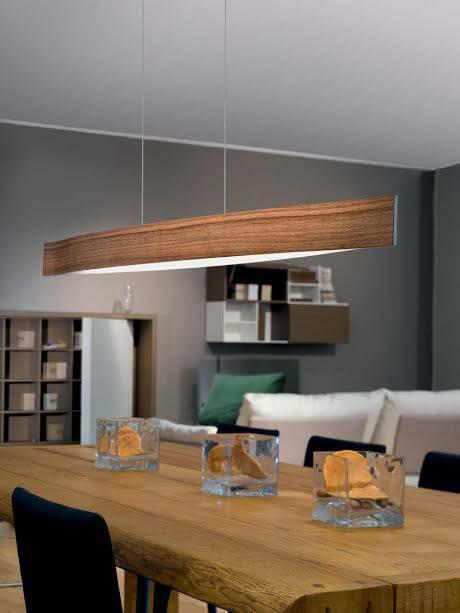 Luminárias e pendentes direcionais são importantes para destacar um elemento da decoração