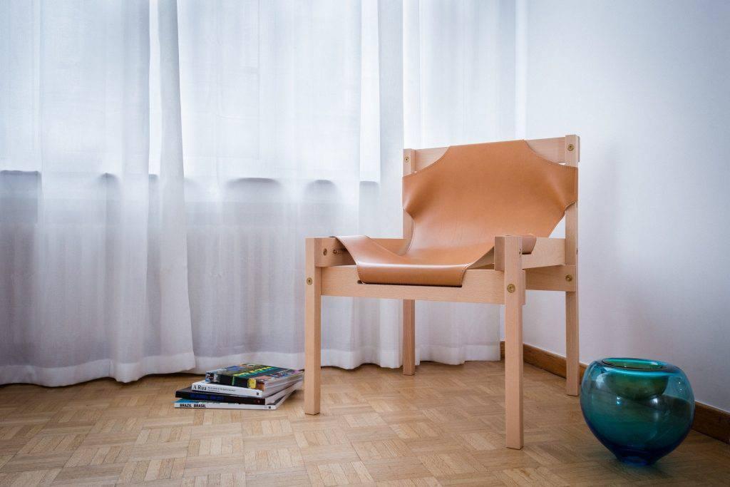 Cadeira Boléia (Rafael Chvaicer).