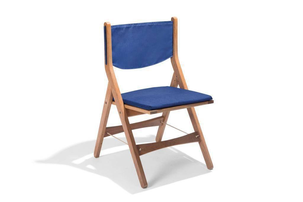 Cadeira Dobrável Trip sem Braços (Bruno Faucz).