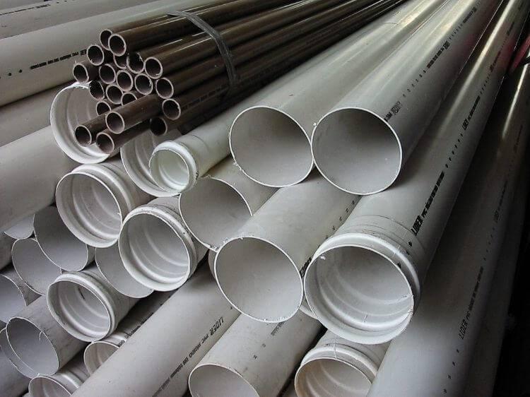 Material de Construção canos de pvc hidraulicos