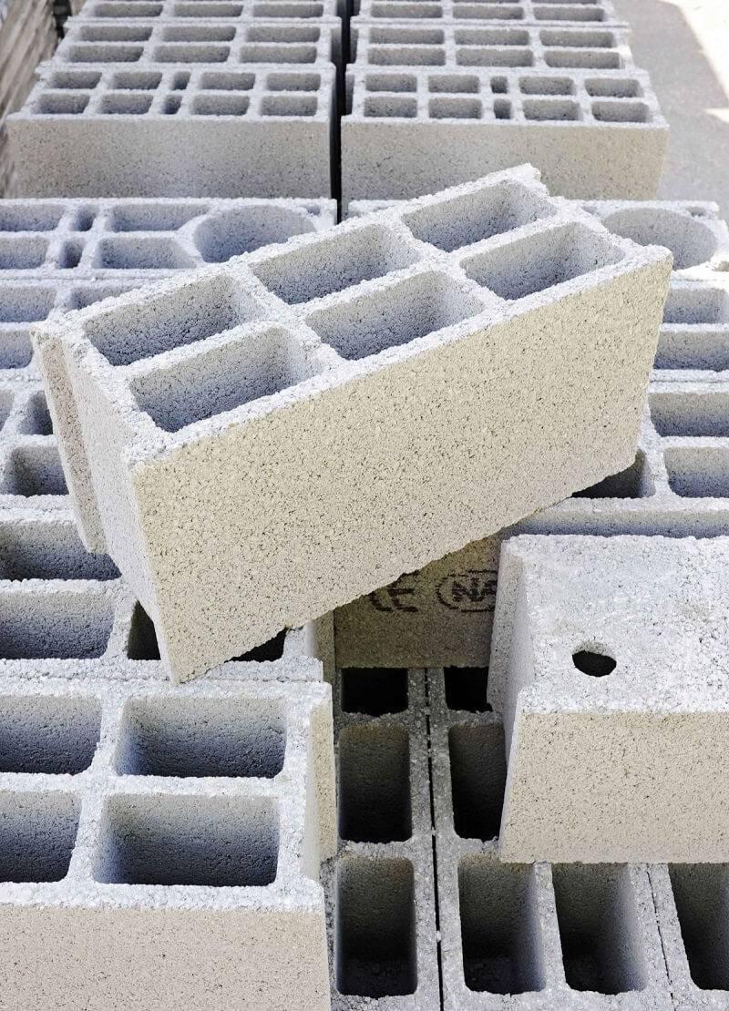 Material de Construção tijolos