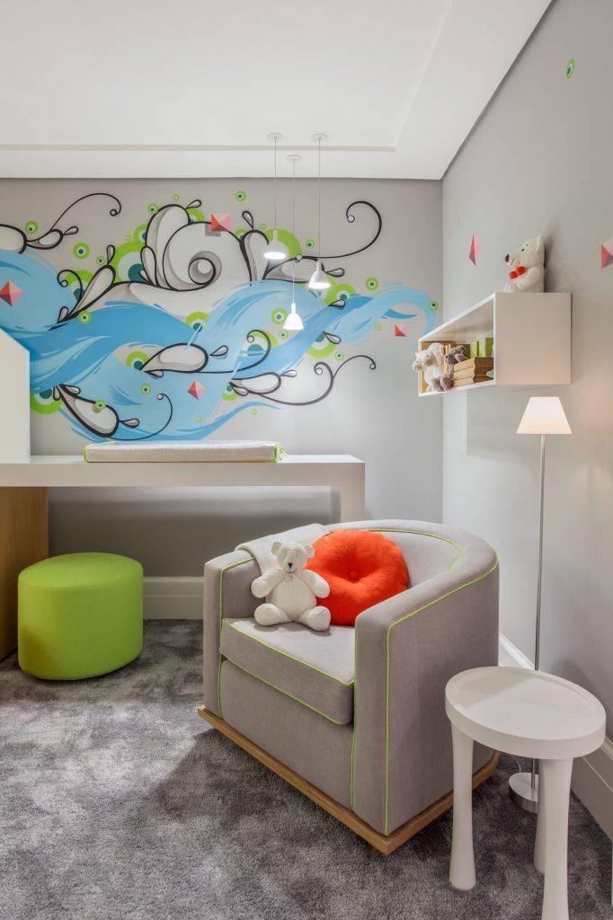 Quarto Menino Mar, por Toninho Noronha.