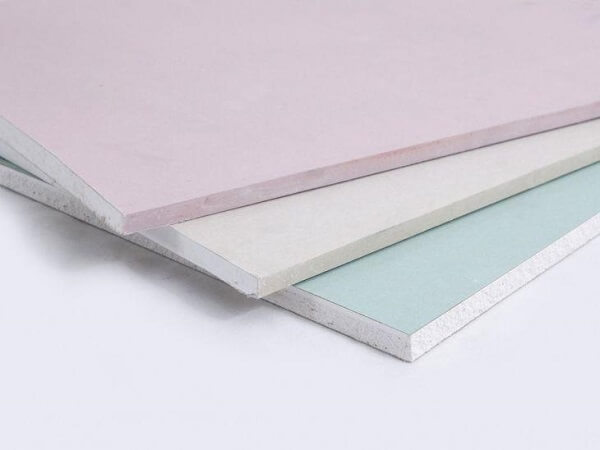 Parede de drywall para instalar