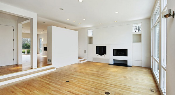 Parede drywall para salas grandes