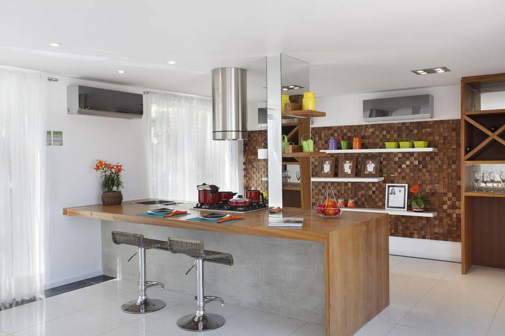 cozinha americana com cooktop leticia araujo 47508