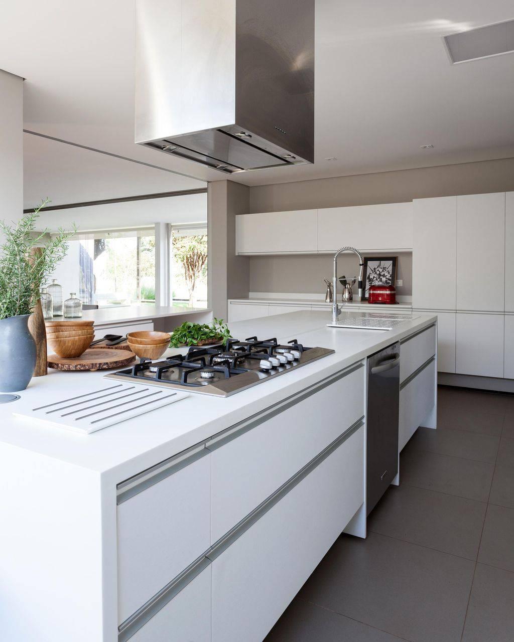 cozinha gourmet cooktop consuelo jorge 84786