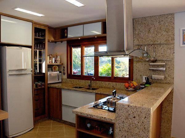 cozinha planejada com cooktop 501arquitetura 77554
