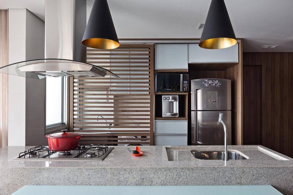 cozinha planejada com cooktop cozinha bep 7670