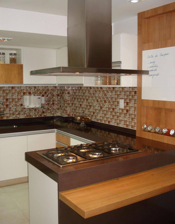 cozinha planejada com cooktop cs projetos 35425