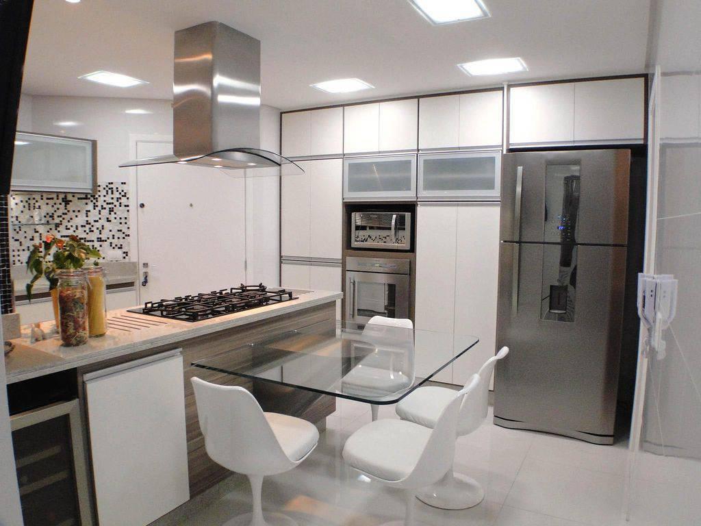 cozinha planejada com cooktop giuliano luchetti 29875