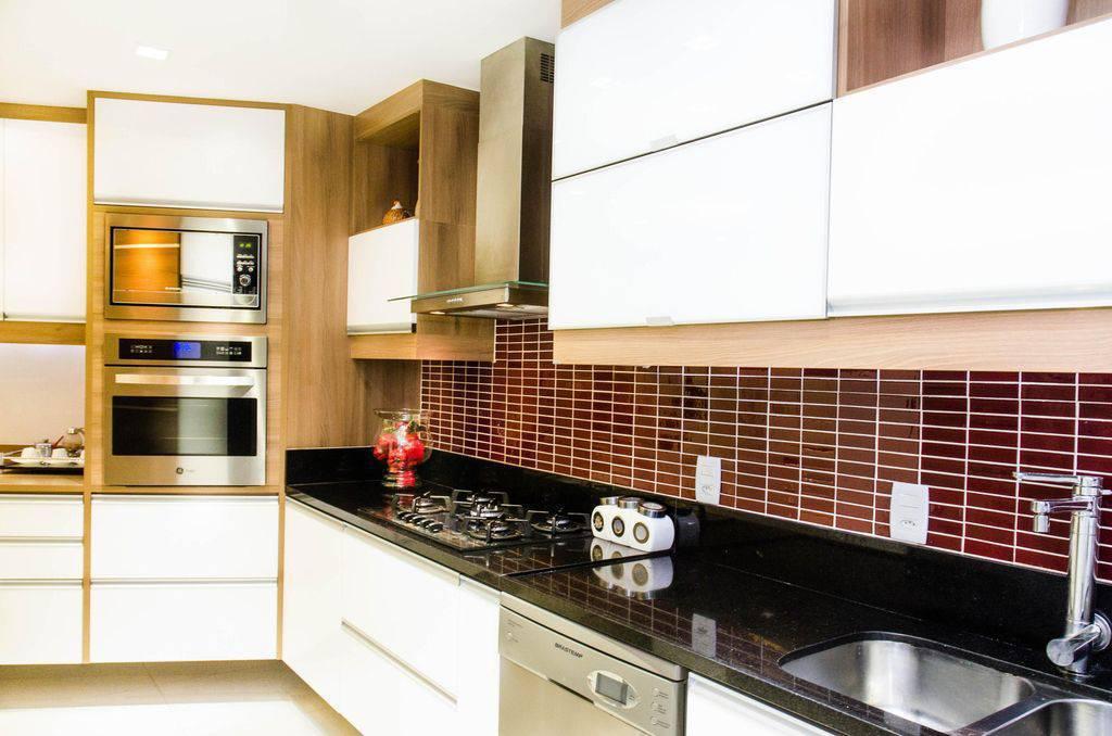 cozinha planejada com cooktop jeanny machado
