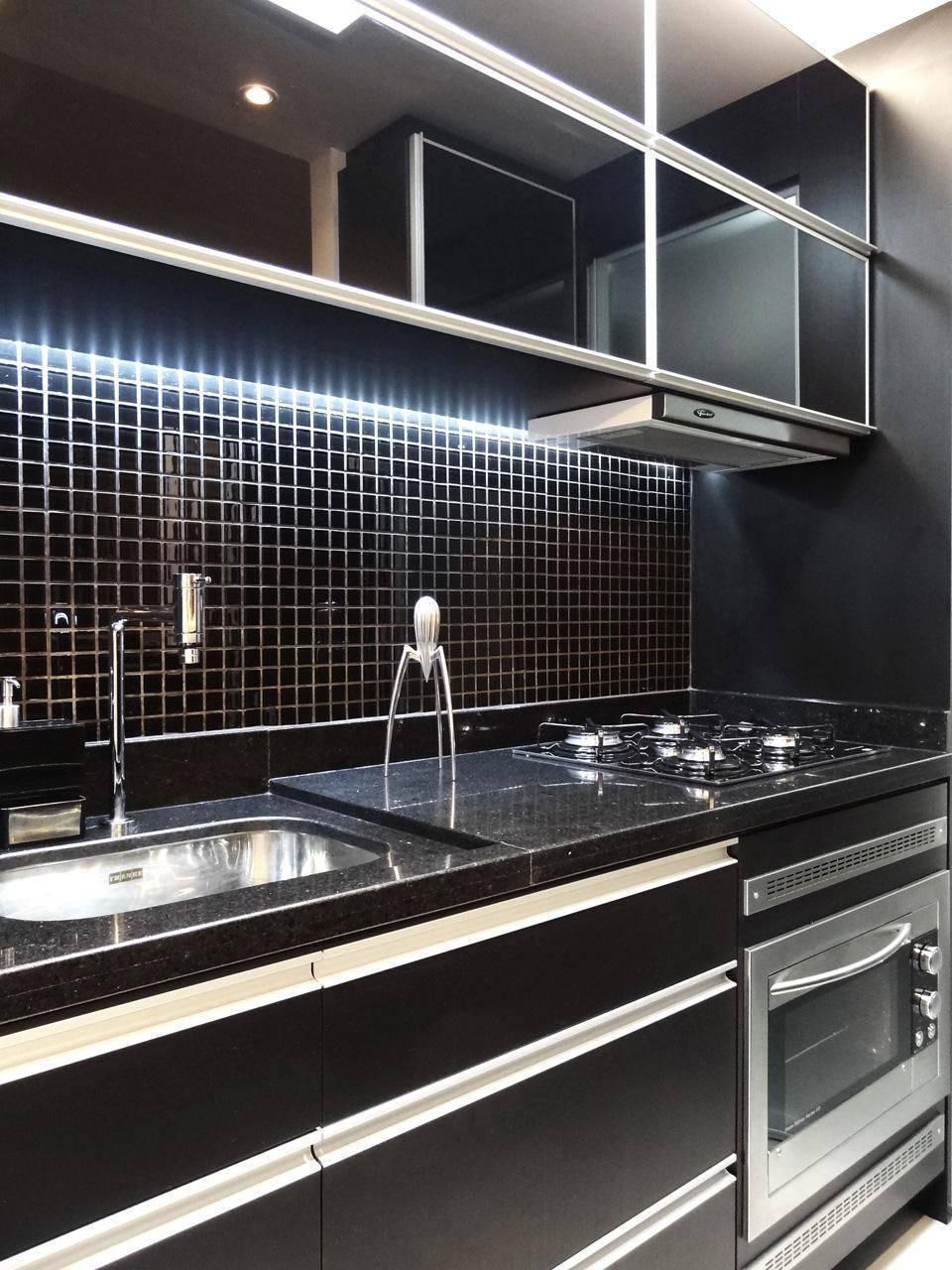 cozinha planejada com cooktop maira schaff 36598