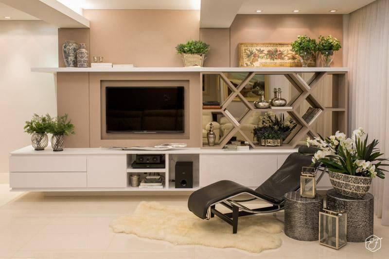 drywall sala-de-estar-iluminacao-com-spots-hiperbatoarquitetura-42766