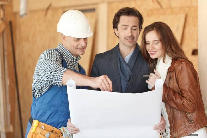 material de construção arquiteto