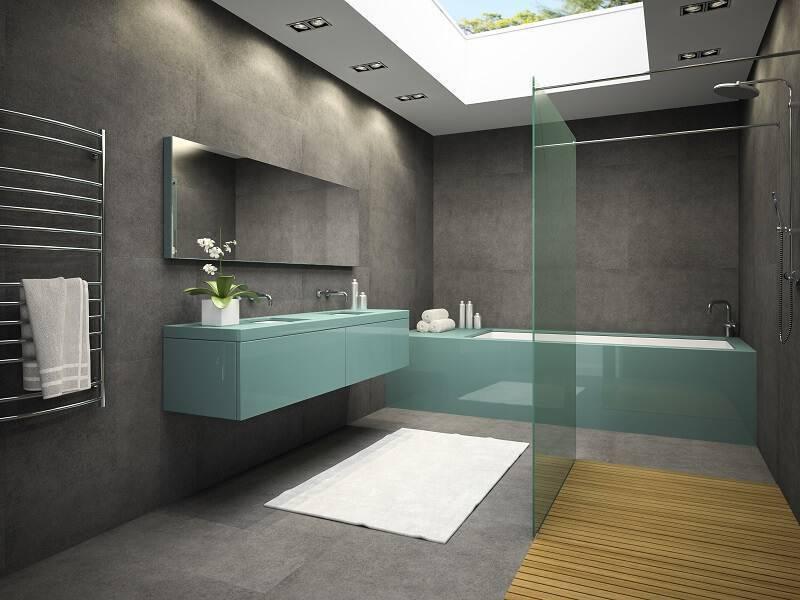 orquideas no banheiro