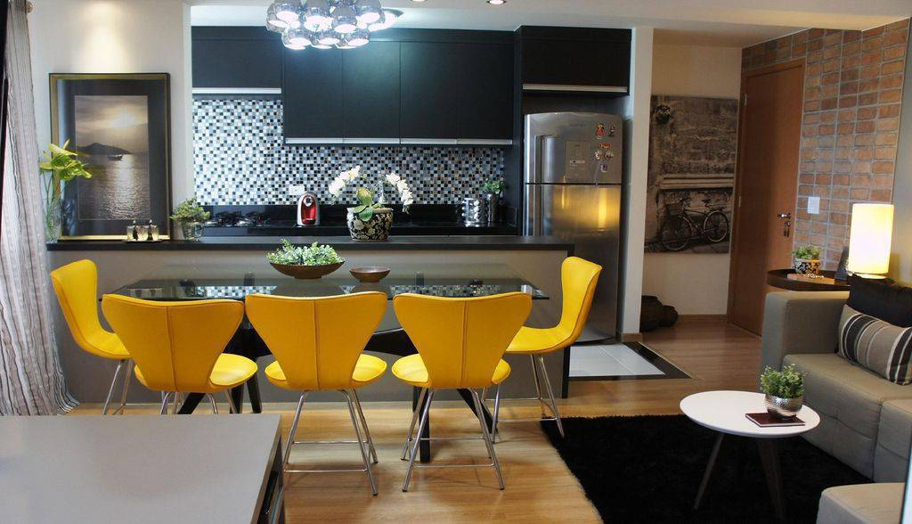 piso vinilico cozinha americana emely cano 42483