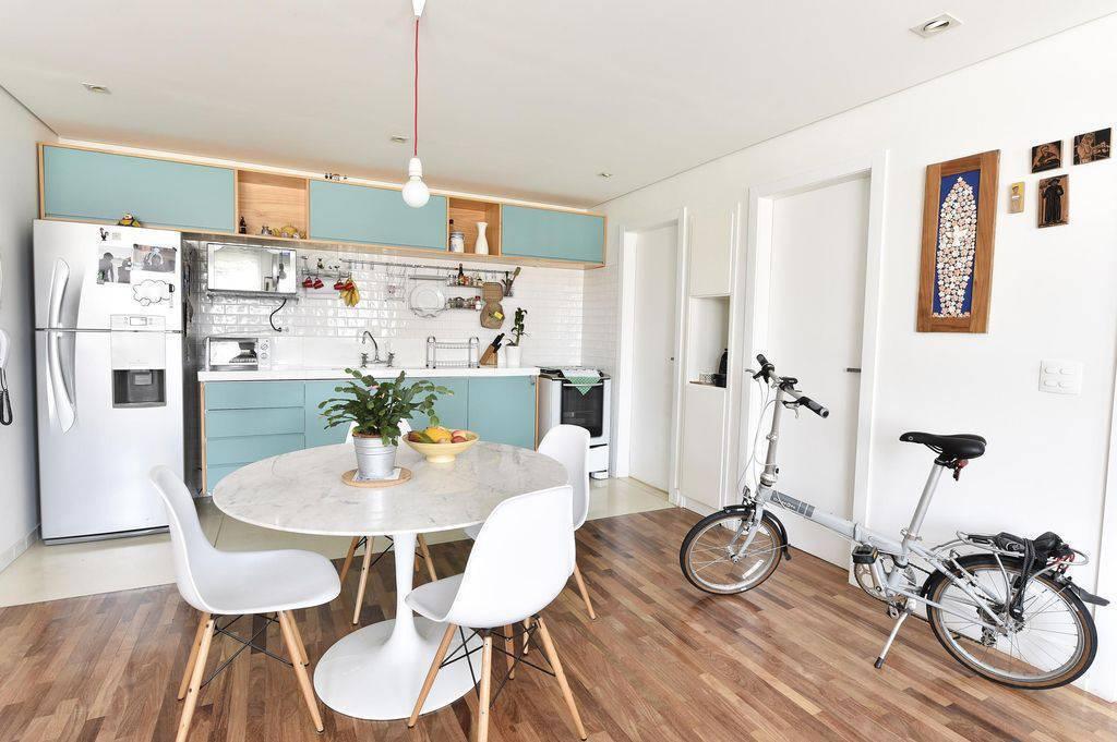 piso vinilico cozinha simples carla cuono 64263