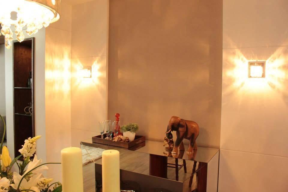 arandelas na sala de estar graziela vonmuhlen 95851