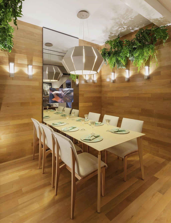 arandelas sala de jantar laura santos 96513