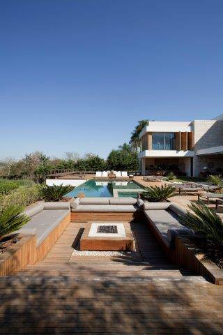 area externa com piscina debora aguiar