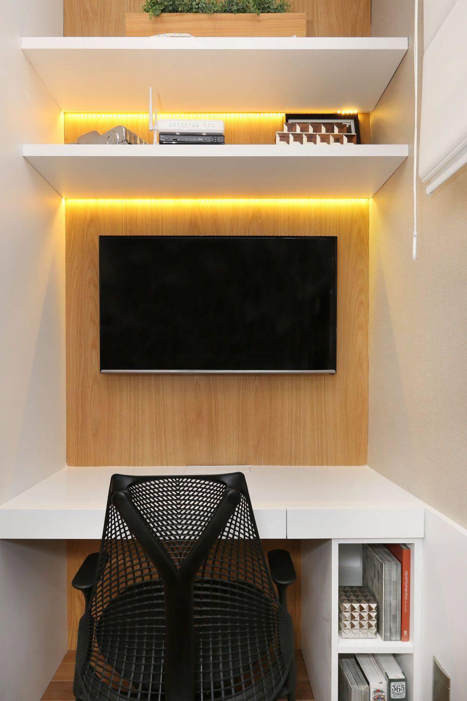 lampadas de led quarto de solteiro danyela correa 133543
