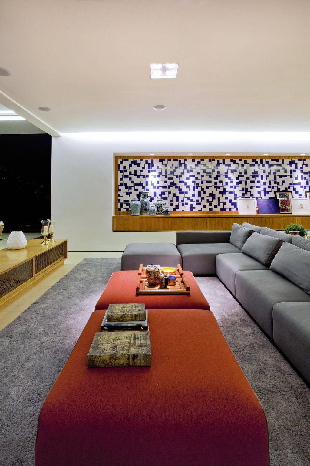 lampadas de led sala de estar branda ovarizo 4126