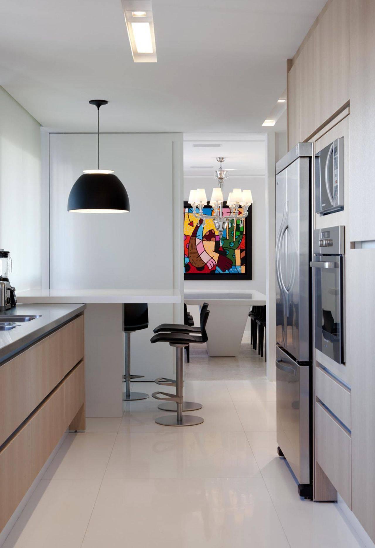 porta de correr na cozinha planejada paula magnani 26697