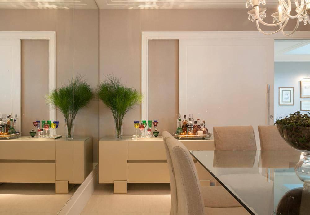 porta de correr na sala de jantar ar arquitetura 7504
