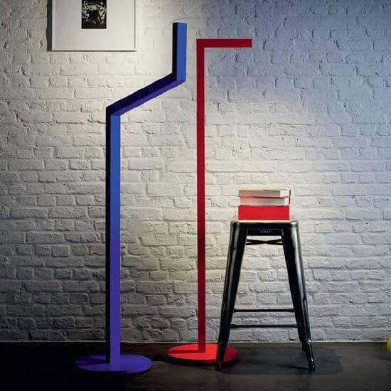 Luminaria de piso nicknack